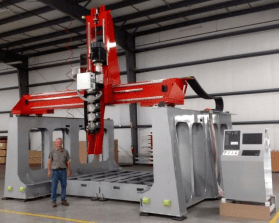 Thermwoods 3D Additive Manufacturing System
